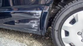 自分で車の塗装1